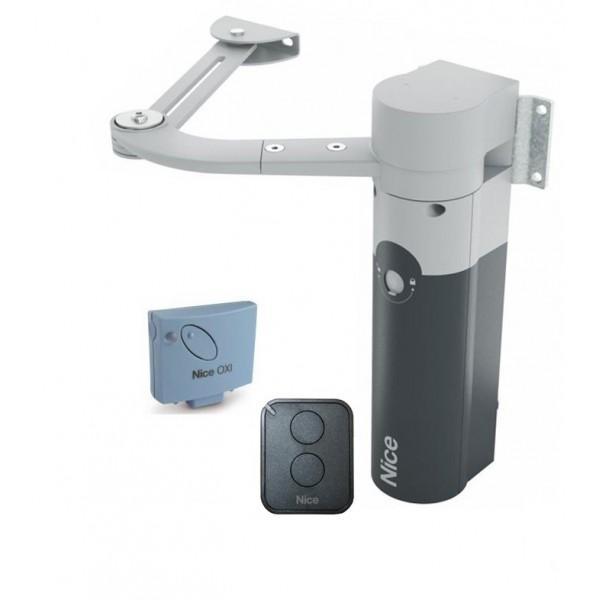 Walky1024kce kit para la automatizaci n de puertas batientes - Motor para puertas batientes ...