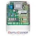 CUADRO SMINN CON LCD PARA 2 MOTORES 230 V. PUERTA BATIENTE