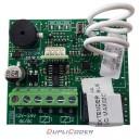 RECEPTOR CLEMSA RNE248U-LP MUTAN 12/24 V. 2 CANALES 433/868 MHz